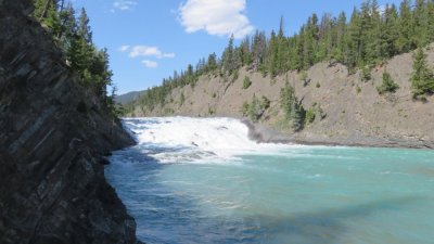 Bow Falls - Banff NP - Rocheuses canadiennes