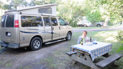 Meadowlark Campground Brandon - Canada