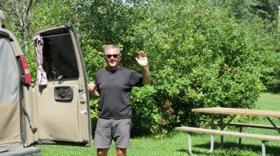 Happyland campground - Kakabeka Falls (Canada)