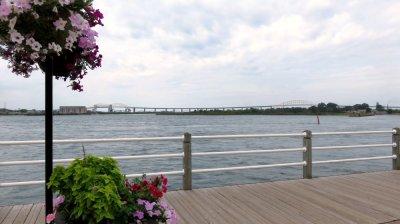 L'International Bridge - Sault Sainte Marie (Canada)