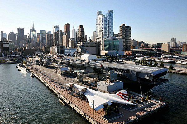 Intrepid-Sea-Air-and-Space-Museum - New York