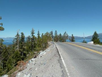 Le lac Tahoe - Californie Nevada (USA)