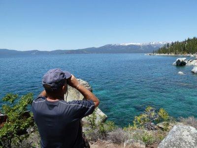 Le lac Tahoe - Nevada (USA)