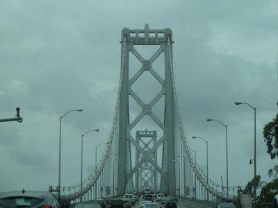 Le Oakland Bay Bridge - San Francisco (USA)