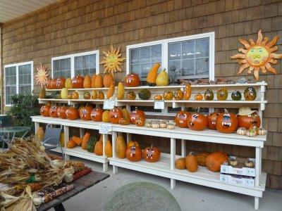 Halloween sur Long Island - New York