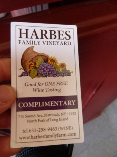 Les vignobles sur Long Island - New York