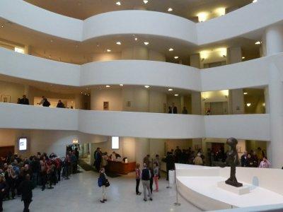 Le musée Guggenheim - New York