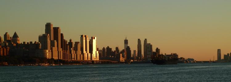 Le tour de Manhattan en bateau - New York