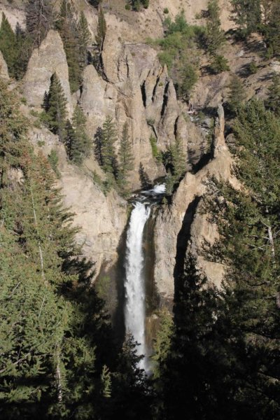 Tower Falls - Le parc du Grand Canyon - Yellowstone NP