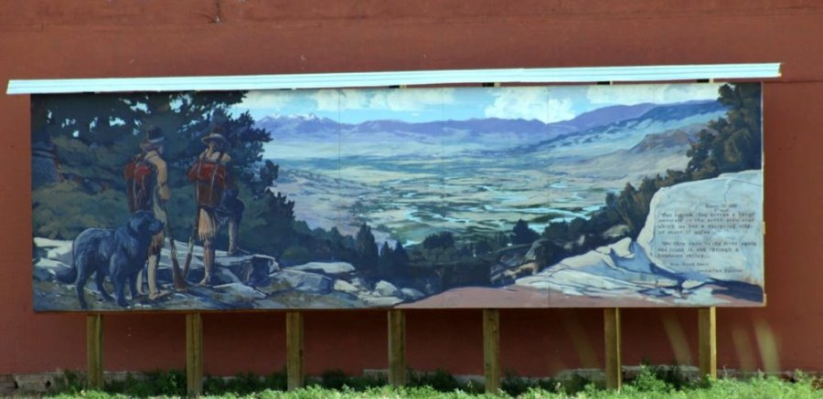 Whitehall - Montana