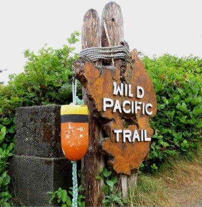 wild pacific trail - Ucluelet - île de Vancouver (Canada)