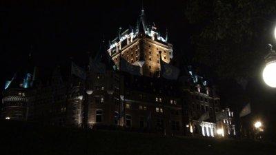 Québec by night !