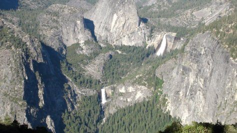 Glacier Point - Yosemite NP (Californie)