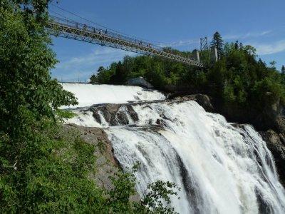 La chute de Montmorency - Québec