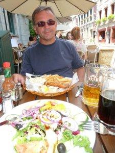 Au restaurant - Montréal