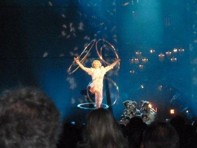 Le Cirque du Soleil - Québec