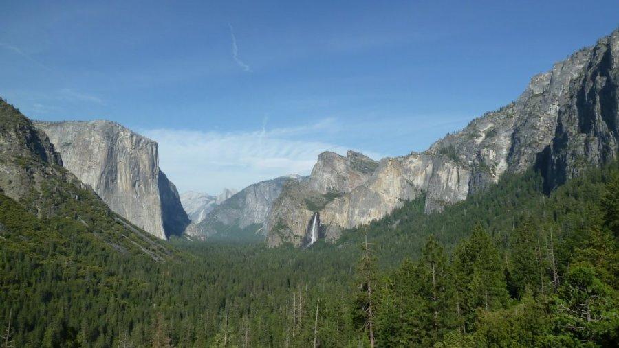 Le Parc National de Yosemite - Californie