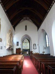 L'église St Nicolas - Adare - Comté de Limerick (Irlande)