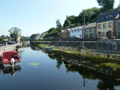 Ballina et Killaloe - Lough Derg (Irlande)