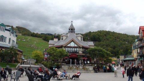 Mt Tremblant - Québec