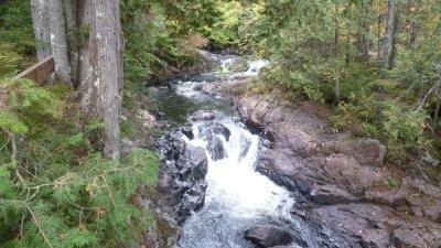 La chute Archambault - Québec