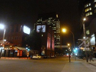 Soirée à Montréal