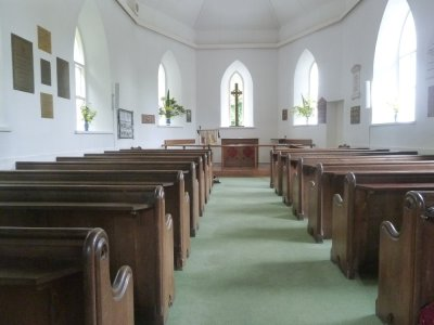 église de la Transfiguration - Sneem - The Ring of Kerry - Irlande