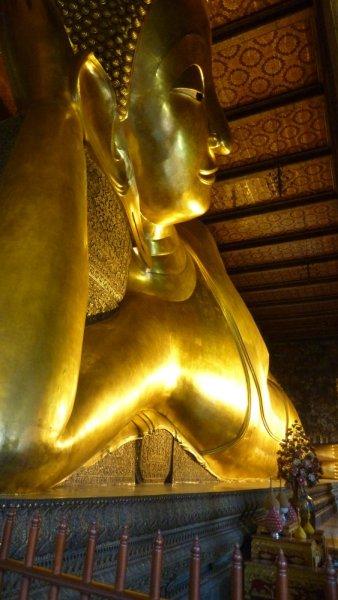 Le Bouddha couché - Bangkok - Thaïlande