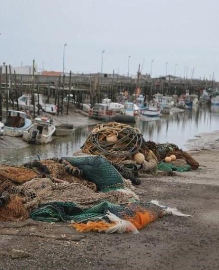 Le port du Bec - Bouin