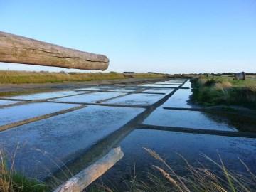 Les marais salants - Les Moutiers-en-Retz