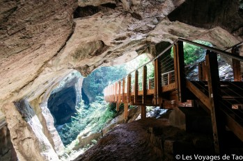 Grottes caglieron