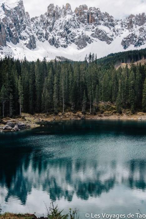 Lac de carrezza