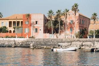Les voyages de tao île de gorée