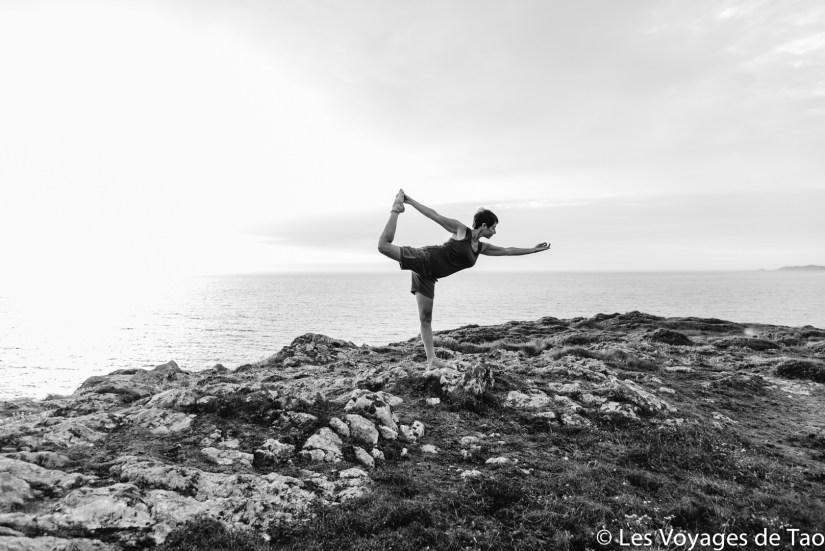 Yoga et Vanlife