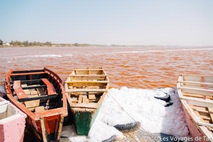 Les voyages de tao Lac rose
