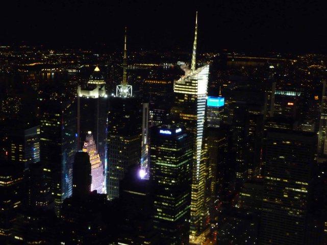 Vue de Empire State Building