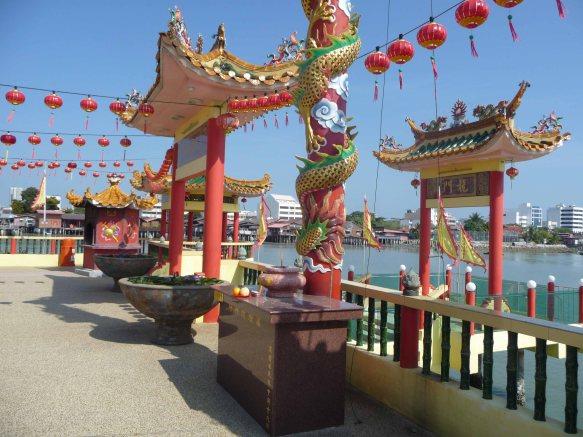 Hean Boo Thean Temple Penang