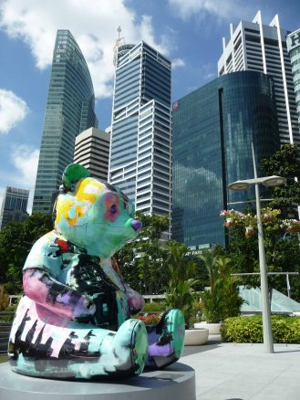 Singapour Downtown