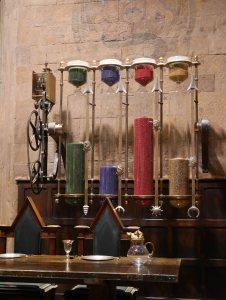 Harry Potter Grande Salle