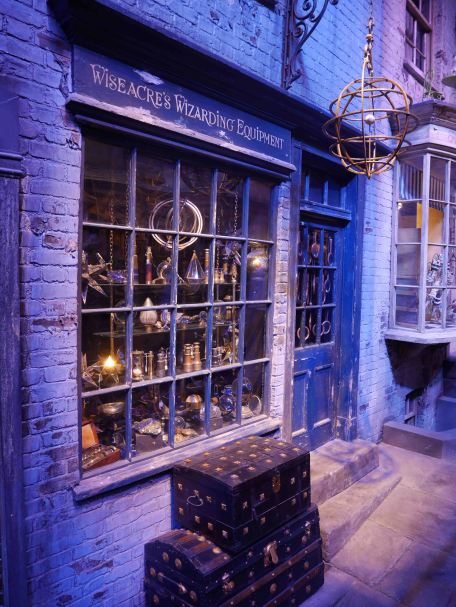 Harry Potter Tour Chemin Traverse