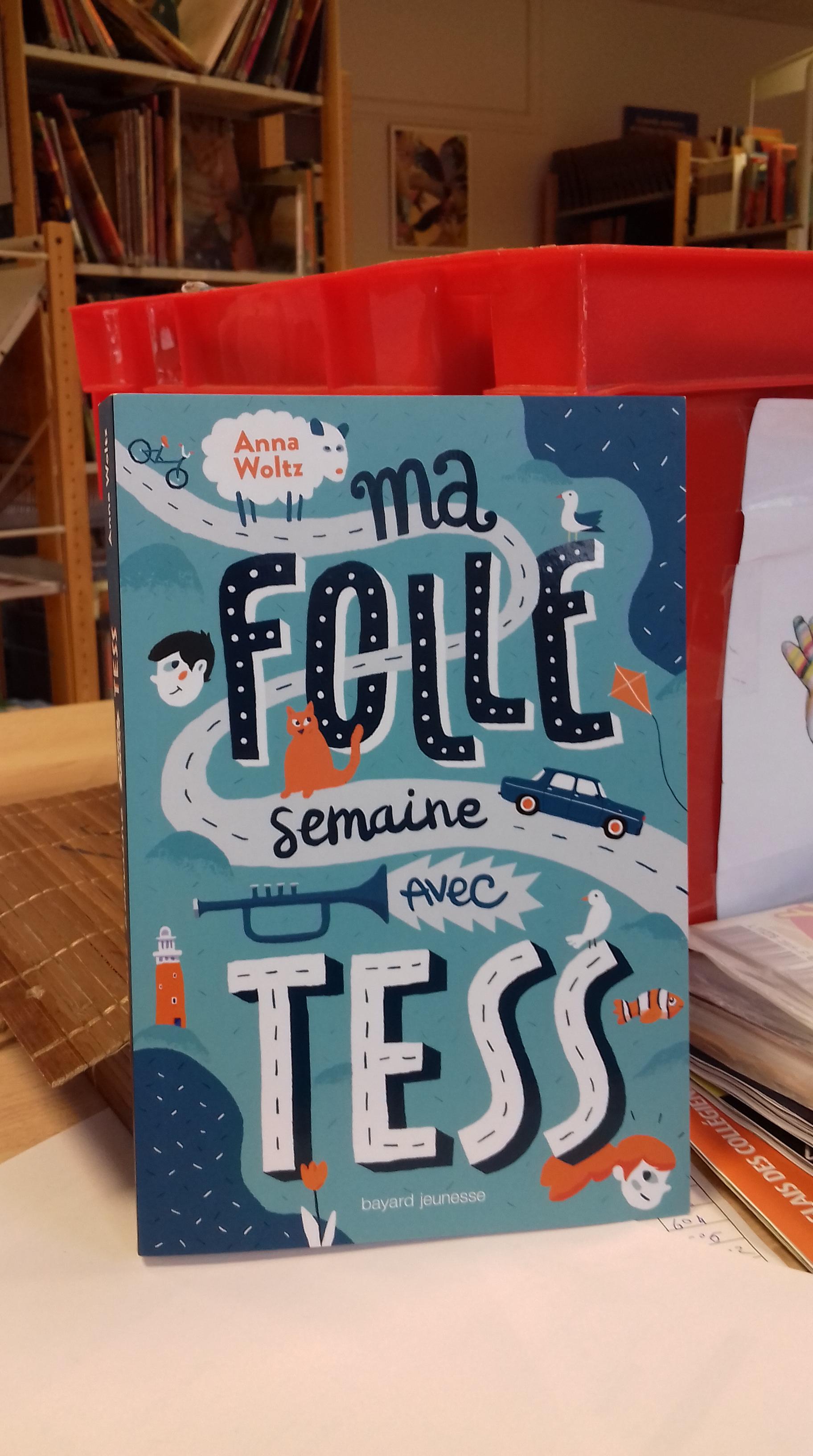 Ma Folle Semaine Avec Tess : folle, semaine, Folle, Semaine, Voyages, D'Ulysse