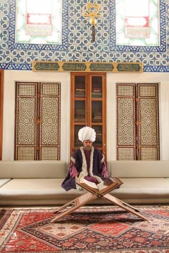 Le palais de Topkaki à Istanbul en Turquie dans mon article Mon itinéraire en Turquie: Que faire, voir et visiter en 7 jours #turquie #voyage #asie #cappadoce #istanbul