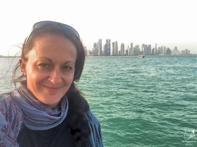 Voyager en tant que femme à Doha dans notre article Visiter Doha au Qatar: Que faire pendant une escale à Doha de 24 heures #doha #qatar #voyage #escale