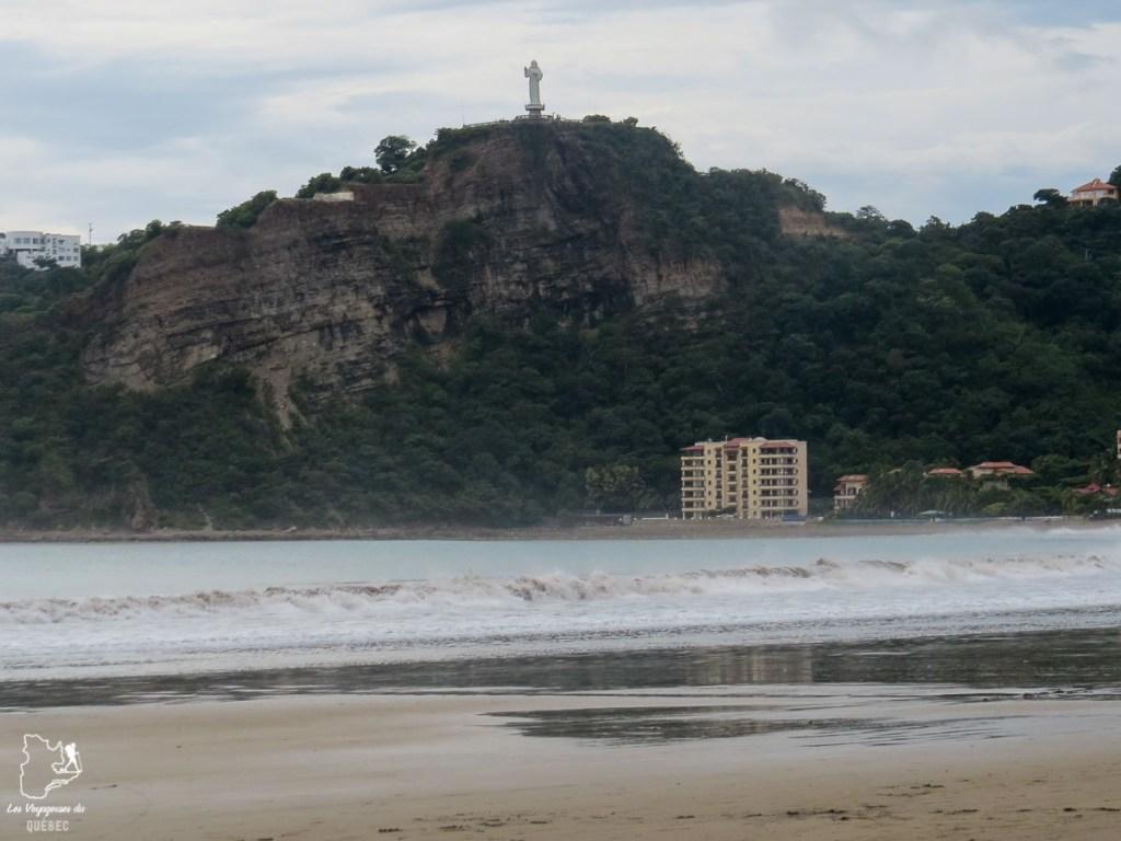 Balade sur la plage de San Juan del Sur dans mon article Mon voyage au Nicaragua en 10 coups de cœur et incontournables à visiter #nicaragua #voyage #ameriquecentrale #sanjuandelsur #plage