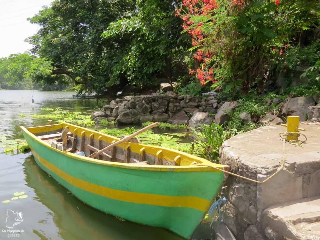 Balade en lancha dans les isletas dans mon article Mon voyage au Nicaragua en 10 coups de cœur et incontournables à visiter #nicaragua #voyage #ameriquecentrale #isletas