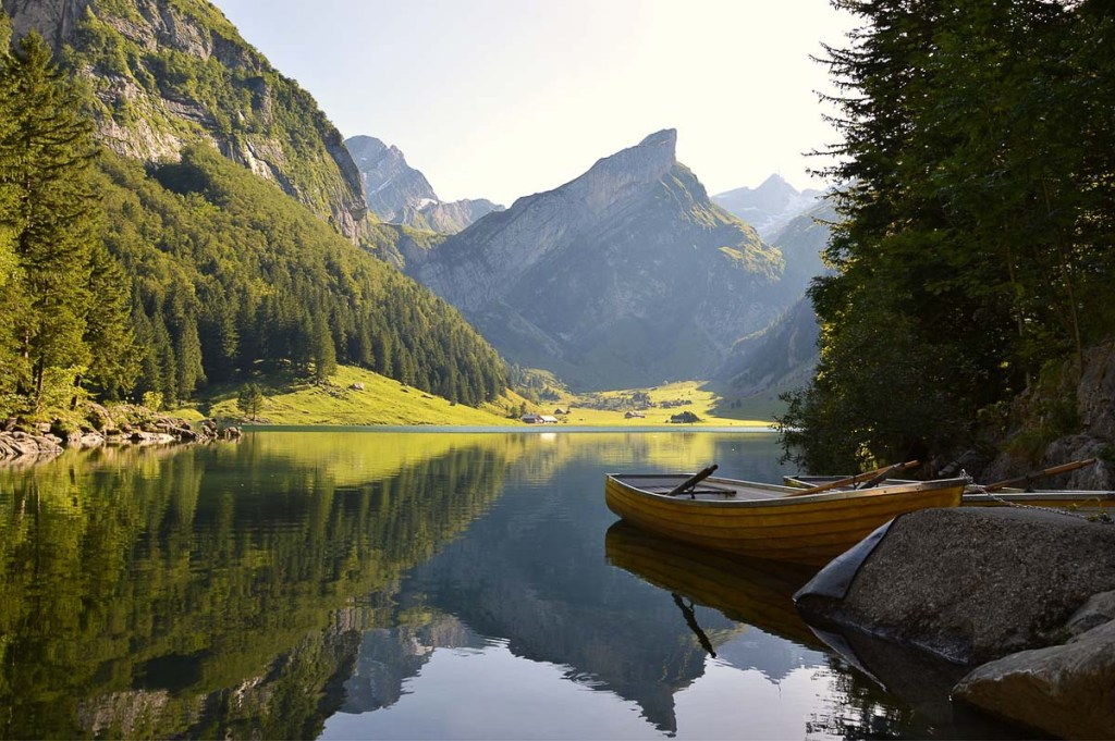 La Suisse, une destination pour voyager en solo en tant que femme dans notre article Où partir seule en tant que femme : 12 destinations pour un voyage en solo #voyage #femme #voyagersolo #suisse