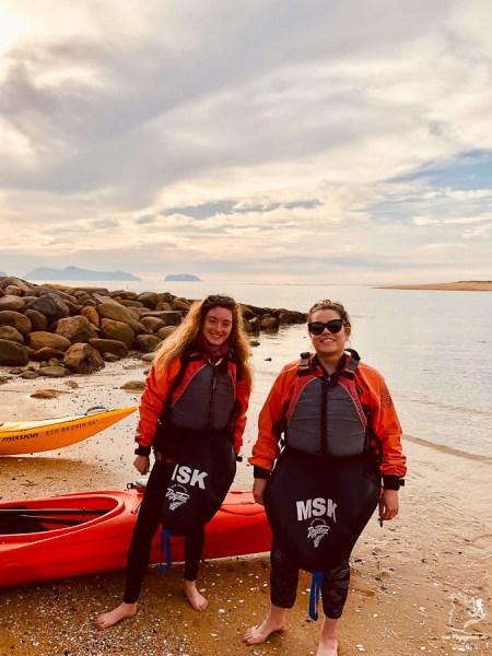 Kayak à Abel Tasman en Nouvelle-Zélande dans notre article Road trip en Nouvelle-Zélande : Mes 5 semaines à vivre sur la route #nouvellezelande #roadtrip #oceanie #voyage