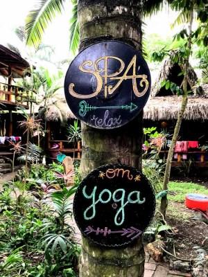 Les services du Balsa Surf Camp à Montanita en Équateur dans notre article Surf en Équateur : Mon expérience dans un camp de surf à Montañita #surf #equateur #campdesurf #montanita