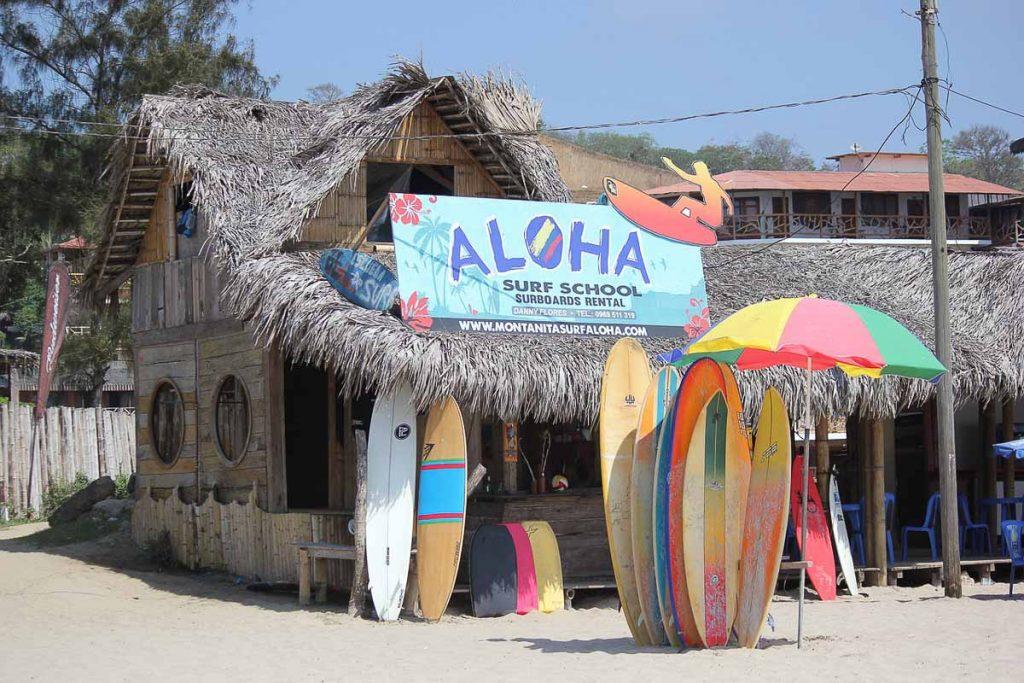 Surf en Équateur dans notre article Surf en Équateur : Mon expérience dans un camp de surf à Montañita #surf #equateur #campdesurf #montanita