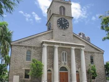 Église à Honolulu dans notre article Que faire à Honolulu sur l'île d'Oahu à Hawaii #oahu #honolulu #hawaii #hawaï #voyage